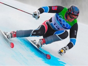 Aksel Lund Svindal  of Norway