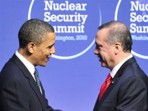 Obama Meets Erdogan